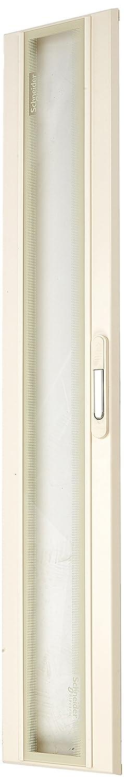 Schneider 08294 Transparente Tür für Standgehäuseführung, 33 Module