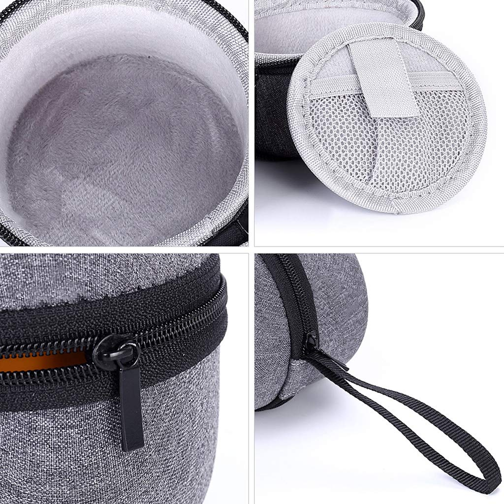 Storage Bag,Travel Carrying Hard Case Protector Shockproof for Sony SRS-XB10 Wireless Bluetooth Speaker