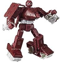 Transformers F0671 Leksaksgenerationens var för Cybertron: Kingdom Deluxe WFC-K6 Warpath Actionfigur – barn från 8 år…