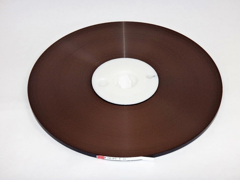 NEW RTM PYRAL BASF LPR90 1//4 3608 1100m 10.5 Pancake NAB ECO Pack RMG//EMTEC Studio Mastering Tape R38530