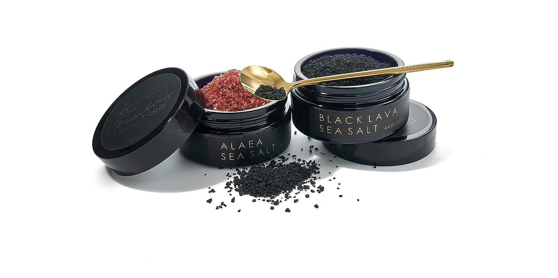 My Fabulous Food - Luxury Black Lava and Alaea Sea Salt Gift Set – The Duo