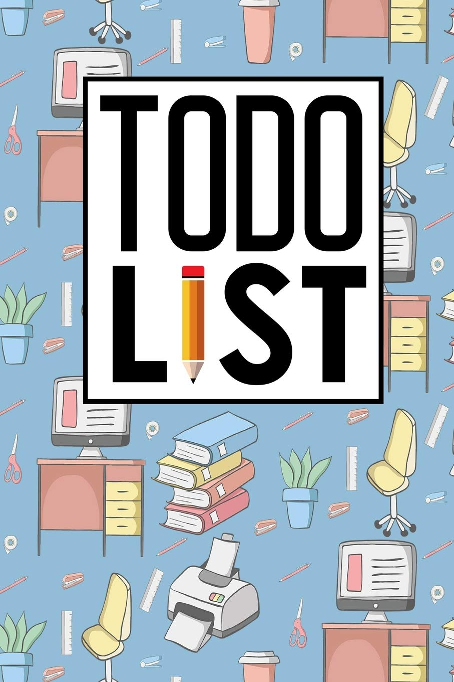 Amazon Com To Do List Daily Task Organizer To Do List Notebook Business Things To Do List Template To Do Today Notepad Agenda Notepad For Men Women Students Kids To Do List