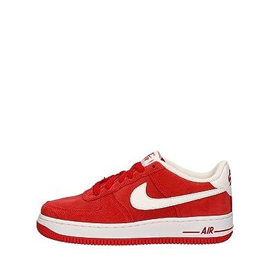 NIKE 596728 601 Sneakers Frau Rot 38
