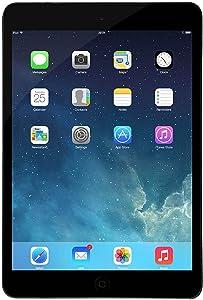 Apple iPad mini 7.9in WiFi 16GB iOS 6 Tablet 1st Generation - Black & Space Gray (Renewed)