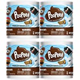 Poopeez Series 1 Capsules (4 Pack) Squishy Collectible Toy