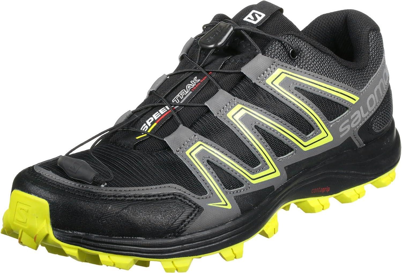 Salomon Speedtrak, Zapatillas de Trail Running para Hombre: Amazon ...