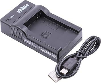 Vhbw Chargeur Usb de Batterie compatible avec Samsung