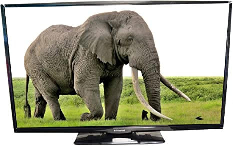 Polaroid P48LED14 48 Inch Full HD LED TV Built In Freeview HD USB Playback Black (Certified Refurbished): Amazon.es: Electrónica