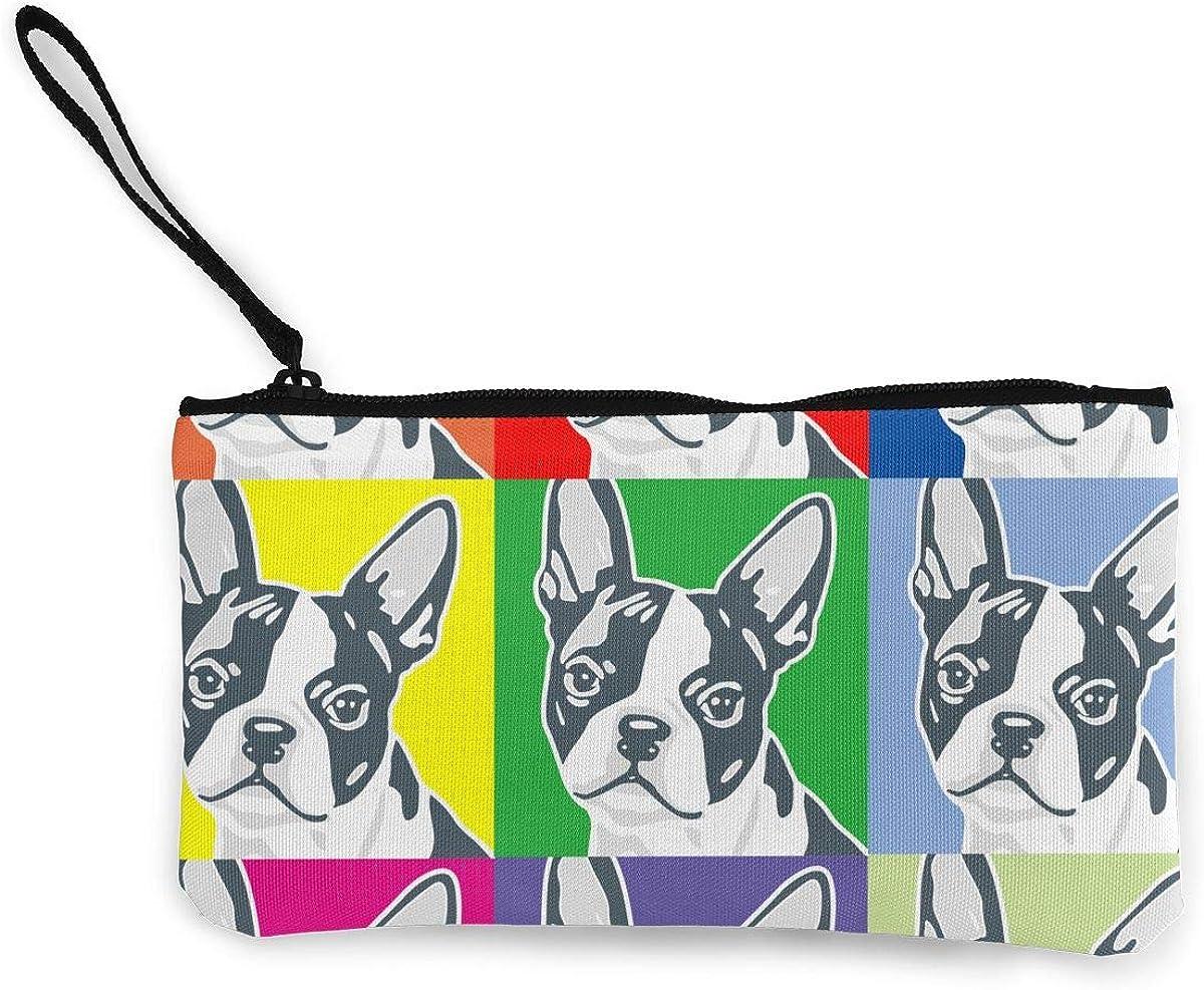 Boston Terrier Pop Art...