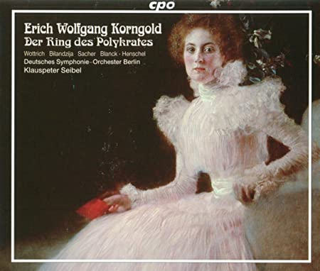 Ring Of Polykrates-Comp Opera: Korngold, E.W.: Amazon.it: Musica