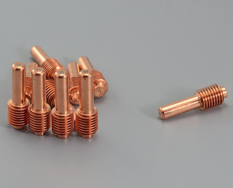 192048 Plasma Electrode Extended 50A Fit Miller ICE-40C 50C 55C 55CM 10pk