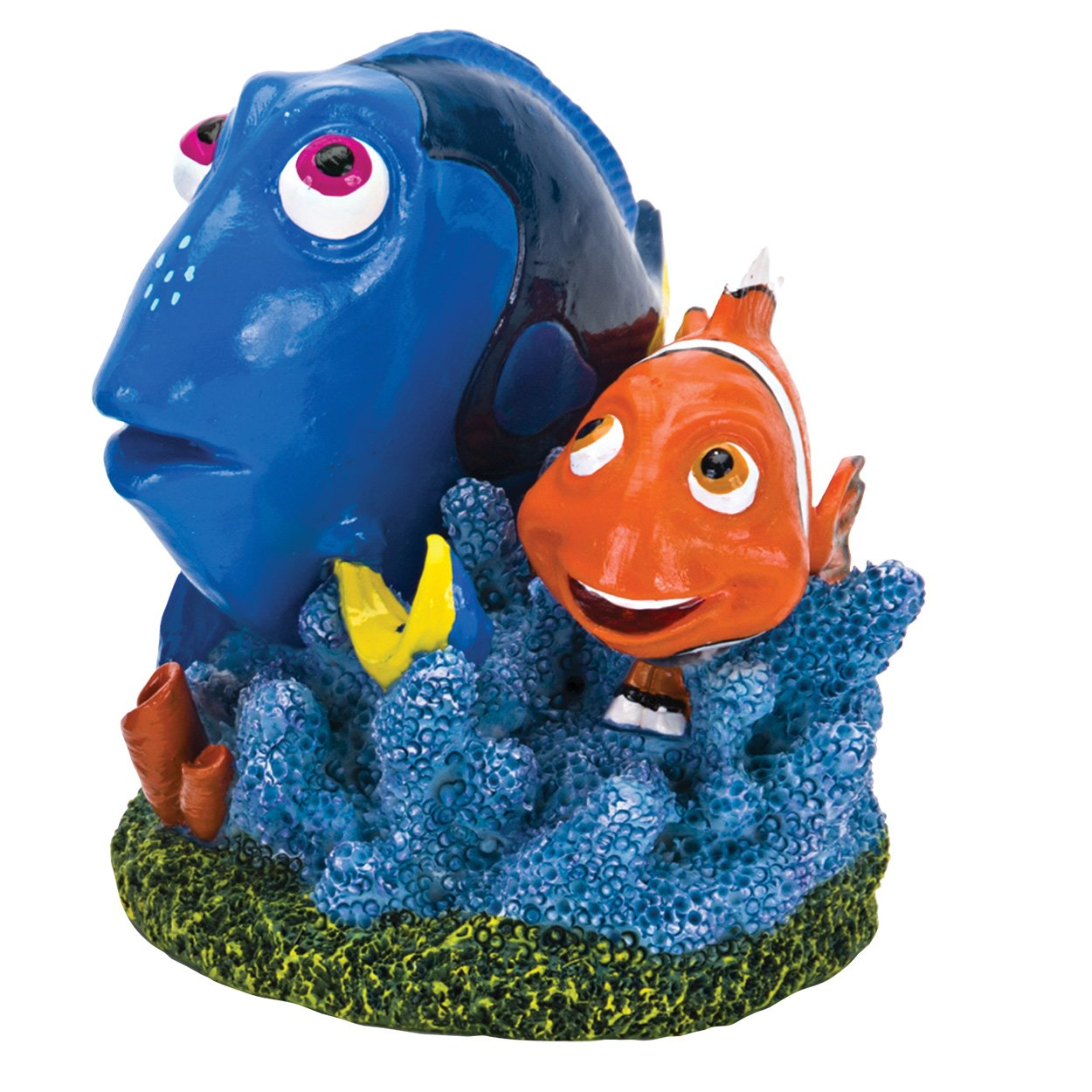 Penn Plax 64682 Finding Dory & Marlin on Coral