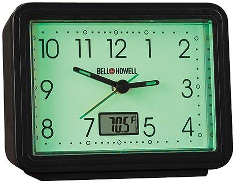Amazoncom Miles Kimball Glow In The Dark Alarm Clock Home Kitchen