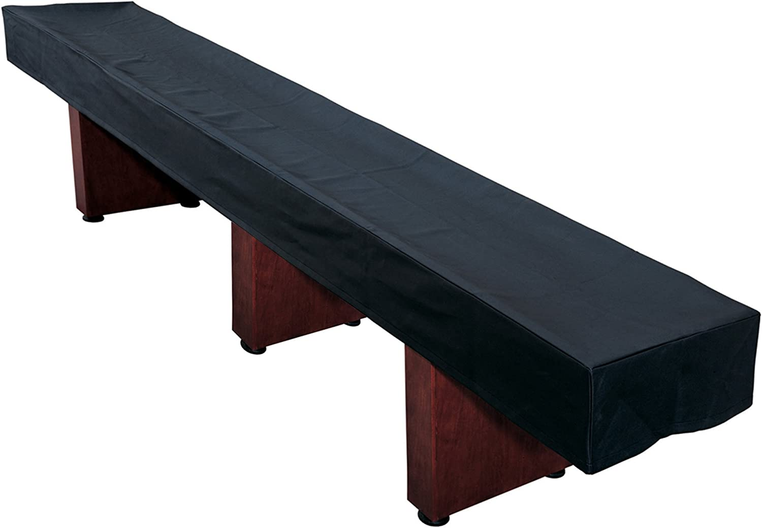 TORPSPORTS 9FT//12FT Black Shuffleboard Table Cover