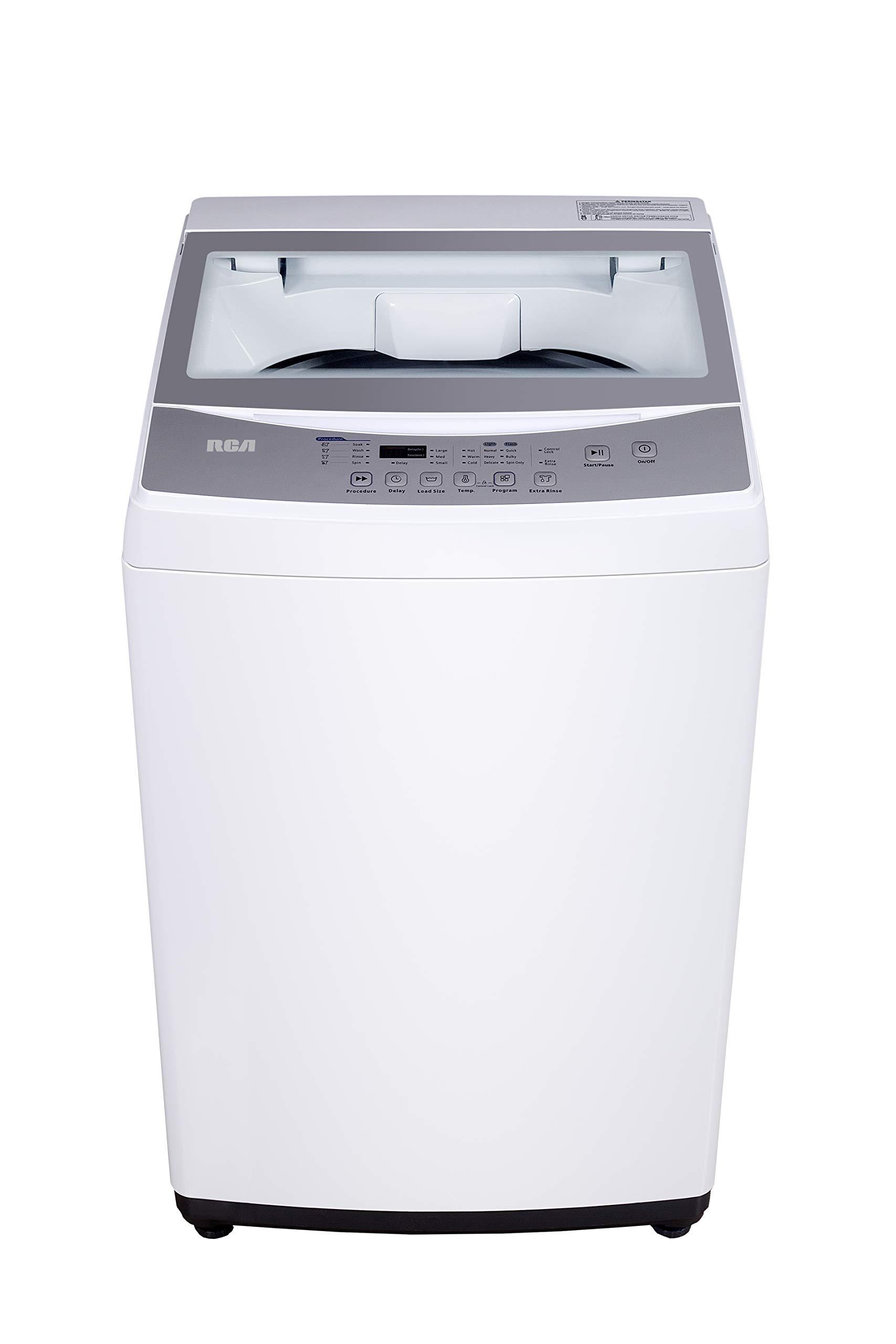 RCA RPW302 Portable Washing Machine, White