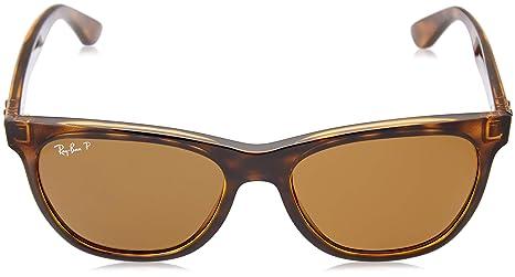 837b94e7cdf Amazon.com  Ray Ban RB 4184 - 710 83 Sunglasses Tortoise