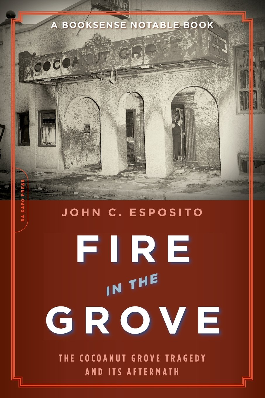 Read Online Fire in the Grove pdf