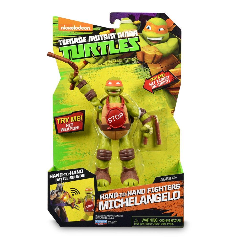 Tortugas Ninja - Ninja Leo (Giochi Preziosi 91750): Amazon ...