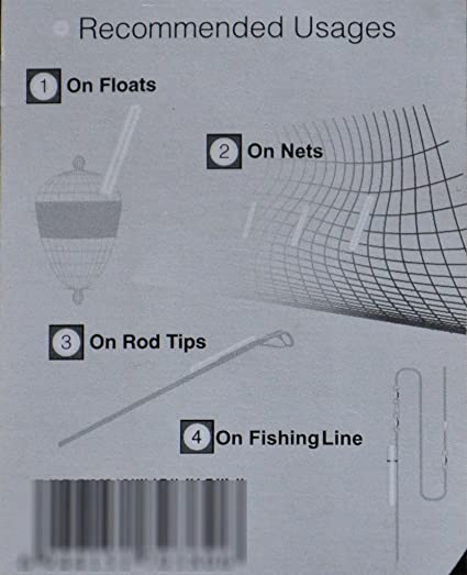 Nights Fishing Electronic Light Fishings Rod Glow Stick Waterproof With BatteryS