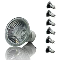 Xen Labs halogène Réflecteur spot ampoule Lot de 12–50W GU10 50.00W