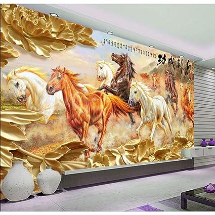 Amazon Com Amazhen Silk Mural 3d Wallpaper Custom Mural 3d Room
