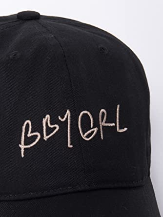 half off 3f75e 38591 Young   Reckless Bbygrl Dad Hat- Black - OS - Womens - accessories -  Headwear