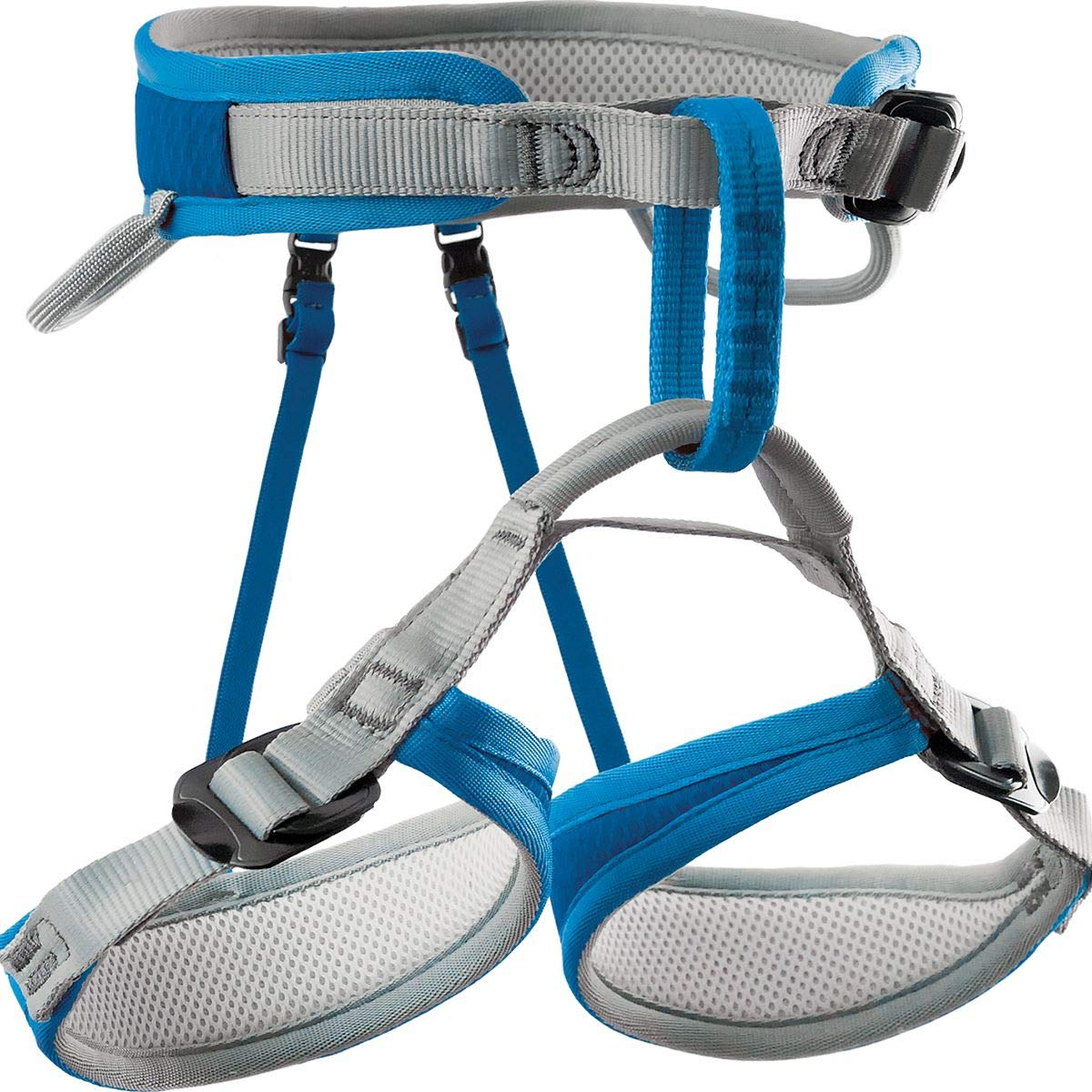 Rock Empire - Kid`s Hopi - Climbing Harness Size XS-S, Grey/Blue ...