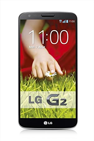 LG G2 - Smartphone libre (LTE, Android 4.2.2 Jelly Bean, 16 GB ...
