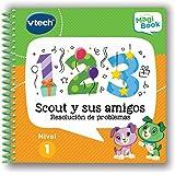 VTech - Libro Scout y sus amigos, plataforma MagiBook (80-480722)