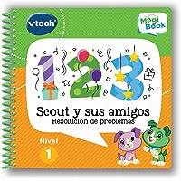 VTech Libro Scout y Sus Amigos, Plataforma MagiBook (3480-480722)