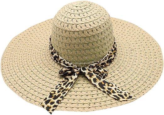 3 Colors Beach Straw Knitted Hat Women Wide Brim Hot Summer Sun Hat Straw Floppy Elegant Bohemia Cap Bowknot Hats