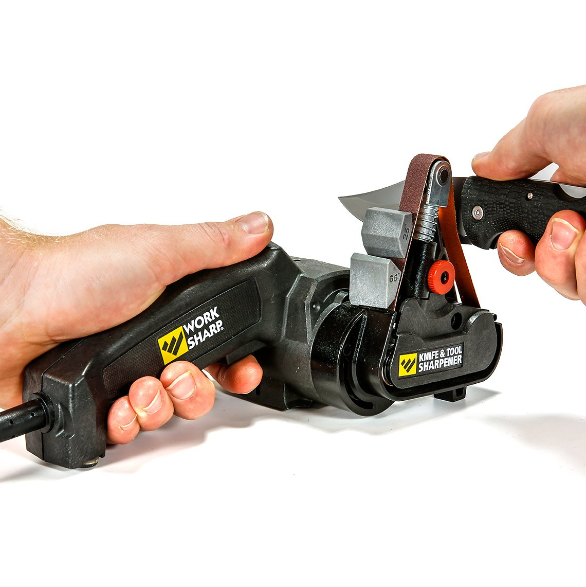 Work Sharp Knife & Tool Sharpener - Fast, Easy, Repeatable, Consistent Results by Work Sharp (Image #3)
