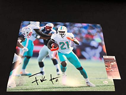 Frank Gore Miami Dolphins Autographed Signed 16x20 Photo JSA Witness COA  Wpp188554 3f79d888d