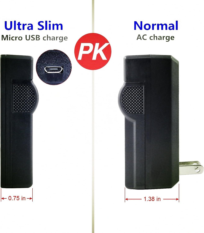 Grip BG-E2N Kastar Battery X2 /& Slim USB Charger for Canon BP-511 BP-511A BP511 and EOS 5D 10D 20D 30D 40D 50D Digital Rebel 1D D60 300D D30 Kiss Powershot G5 Pro 1 G2 G3 G6 G1 Pro90 Optura 20