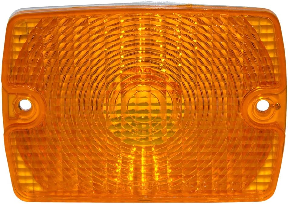 Pair of Front Signal Side Marker Light Lamp Replacement for Jeep SUV J0994020 AutoAndArt