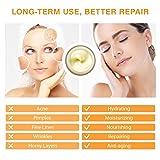 Retinol Face Moisturizer Cream Natural Facial