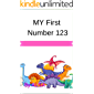 MY  FIRST  NUMBER:  Books  For  Kids  : MY  FIRST  NUMBER ( MY FIRST THING Book 1) (English Edition)