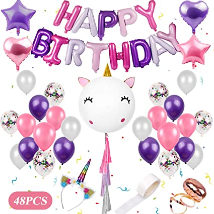Party Supplies Huge Birthday Party Birthday Decoration Set