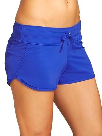5c34e7372ca Amazon.com: Athleta Womens Kata Swim Short XXS: Clothing