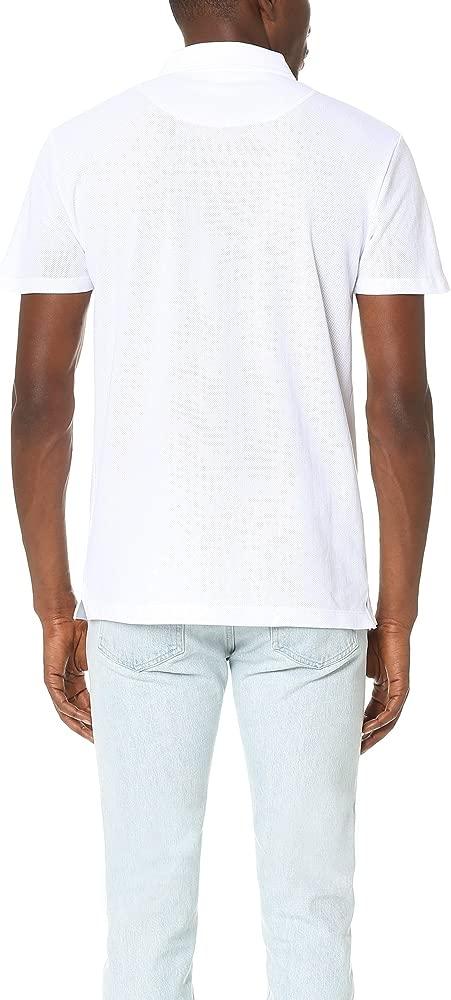 Sunspel - Polo - Manga Corta - para Hombre Blanco Blanco XX-Large ...