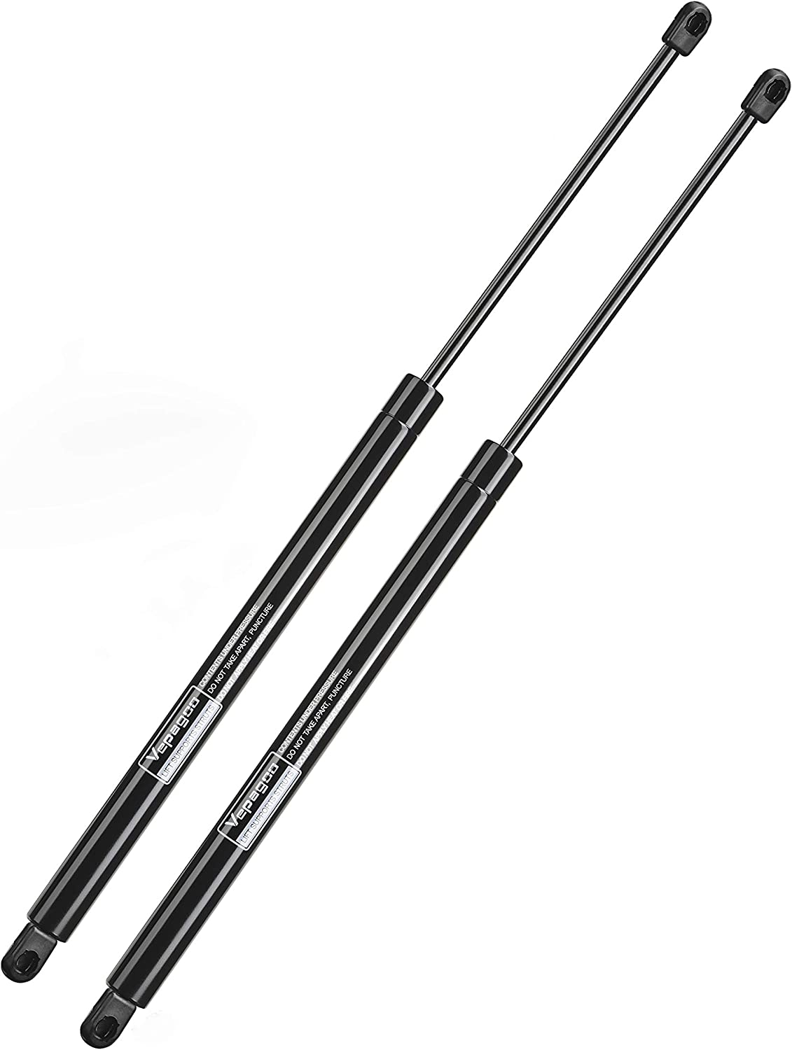 Camper Lift Support 20in Force 120 lbs Gas Springs Props