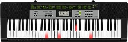 Casio LK 135 Teclado musical, con teclas iluminadas
