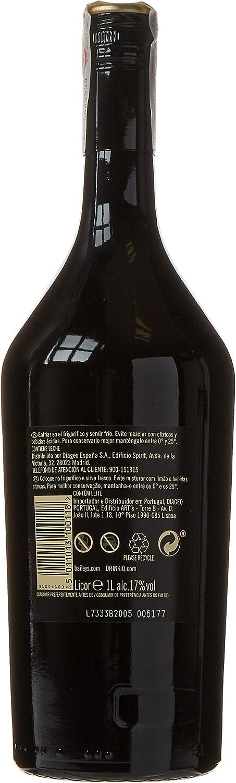 Baileys Original - 1000 ml: Amazon.es: Alimentación y bebidas