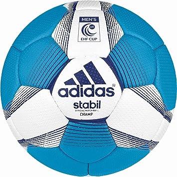 Adidas Stabil Champ – EHF Cup 32 Panel Pelota de Balonmano RRP £70 ...