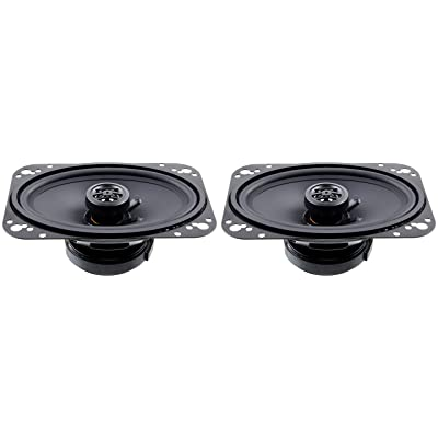Orion CO46.2 4x6 200W MAX 2 Way Cobalt Series Car Coaxial Audio Speaker