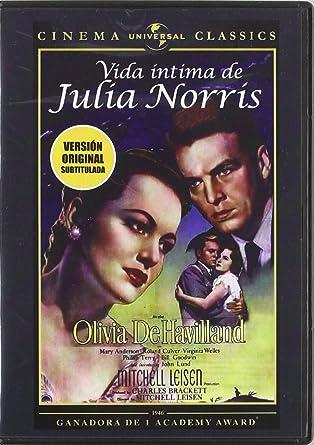 Vida Intima De Julia Norris [DVD]