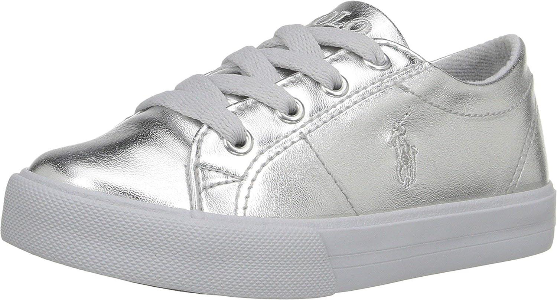 Polo Ralph Lauren - Chaleco para Mujer, Plateado (Silver Metallic ...