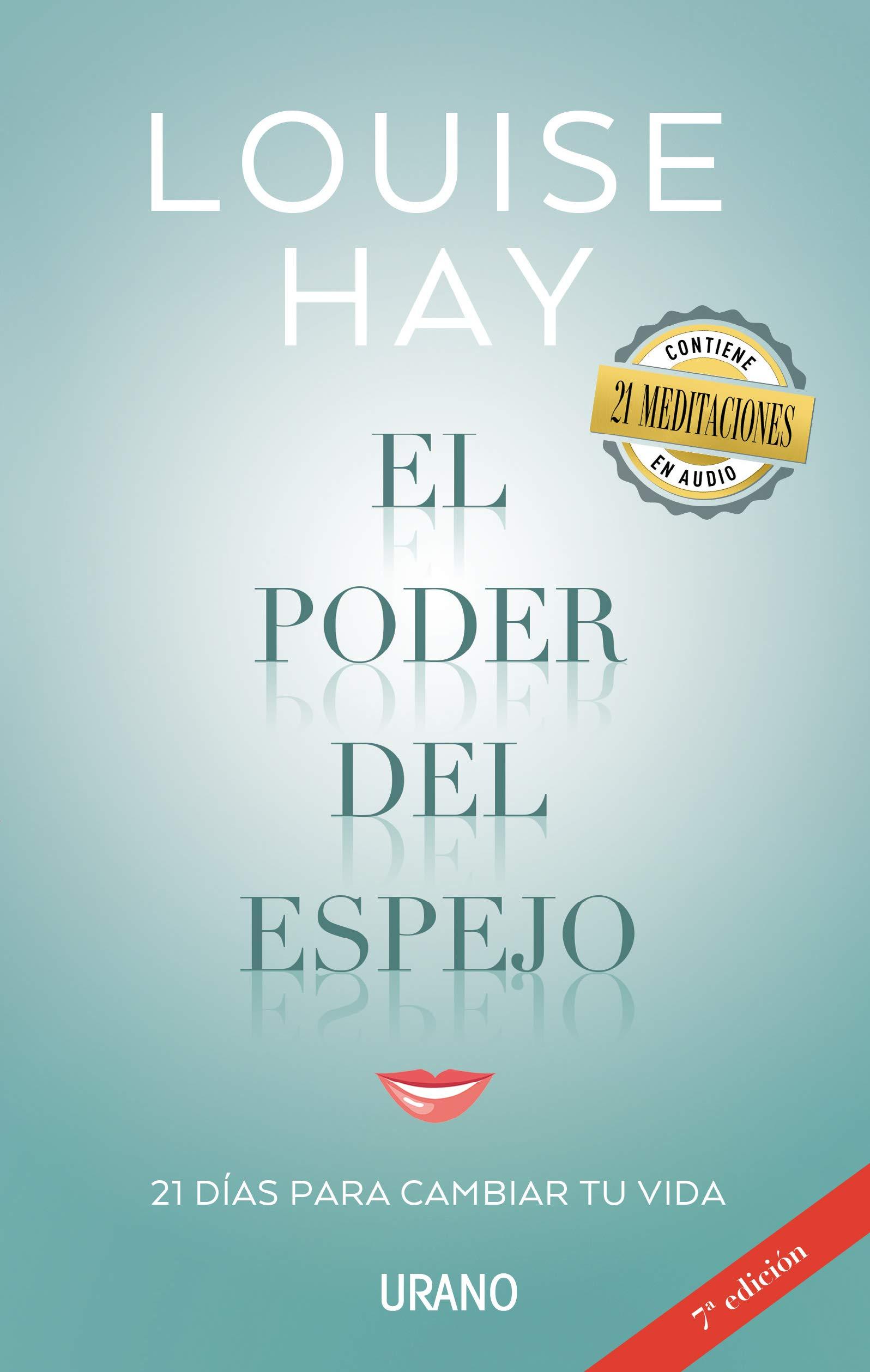 El poder del espejo (Crecimiento personal): Amazon.es: Louise Hay, Alicia  Sánchez Millet: Libros