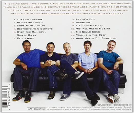the piano guys wonders album torrent download