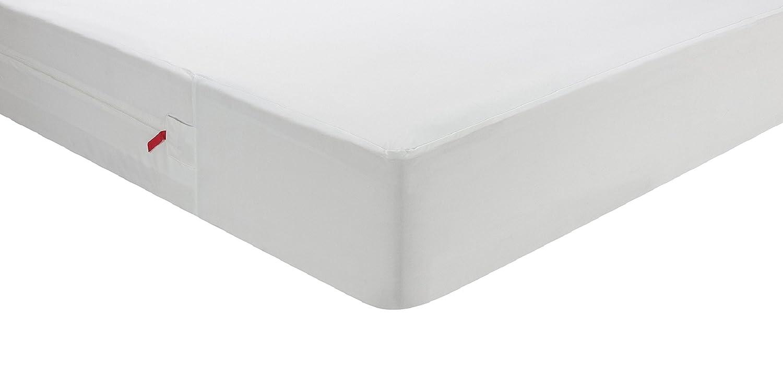 Pikolin Home - Funda de colchón antichinches, impermeable, transpirable e ignifuga, 200 x 190/200 cm, cama 200 (Todas las medidas): Amazon.es: Hogar